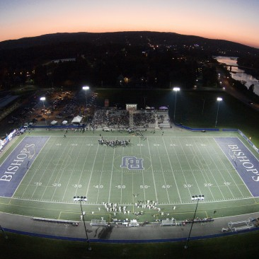 Coulter field night